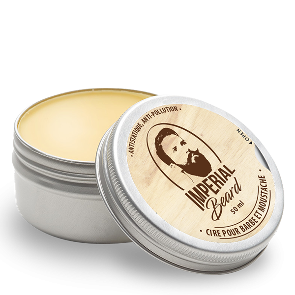 HYDRATING WAX FOR THE BEARD AND MOUSTACHE