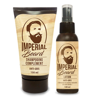 ANTI-GREY BEARD KIT