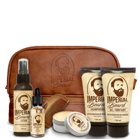BEARD GROWTH ACCELERATION KIT